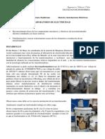 INSTALACIONES ELECTRICAS VICITA
