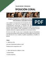 Composición coral