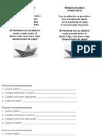 Guia Los Poemas. Caracteristicas