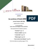 Les Poèmes d'André Bretron