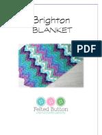 Brighton Blanket Pattern