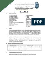 SILABO HERRAMIENTAS INFORMATICAS