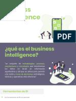 diapositivas de Business Intelligence
