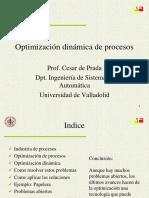 Bases dinámicas de gestión de procesos