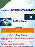 Eae Aula 20 - O Precursor