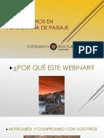 Webinar Mario Rubio Filtros