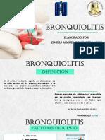 Bronquiolitis ESGL