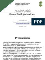Desarrollo organizacional sistémico