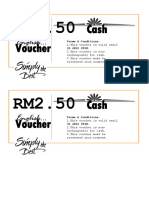 Koop Cash Voucher