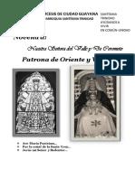 Novena a La Virgen Del Valle 2019(1)