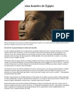 Hatshepsut La Reina Hombre de Egipto