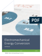 Electromechanical Energy Conversion Lab Manual