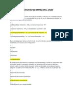 Quiz Diagnostico Empresarial 7