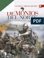 Canales, Carlos - Demonios del norte. Expediciones Vikingas
