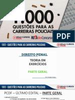 DOUGLAS VARGAS - 1000 Questões - Penal Parte Geral