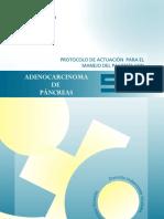 Protocolo50 Adenocarcinoma Pancreas
