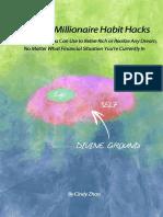 Marvelous Self - 10 Multi-Millionaire Habit Hacks