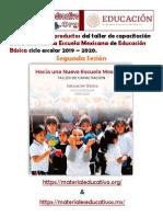FormatosPorductos2DaSesionTallerCapacitacionME