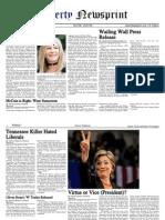 LibertyNewsprint 7-29-08 Edition