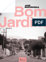 Livro Bom Jardim de José Mapurunga