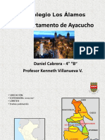 DEPARTAMENTO AYACUCHO - copia.ppt