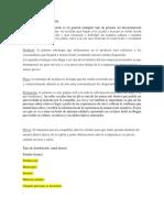 Estudio de Mercado Hotel Tolima