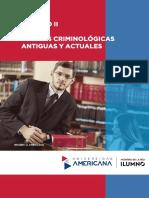 Criminología Módulo II-1