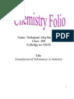 Folio Chemistry Nazmi