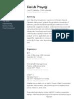 Linkedin Profile - Kukuh Prayogi
