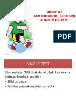Single Tes TKJI