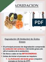 III Betaoxidacion y Cpos. Cetonicos