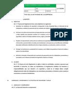 REGLAMENTO INTERNO DE SALUD Y SEGURIDAD EN EL TRABAJO.docx