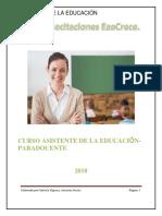 Manual Asistente de La Educacion Eaacrece
