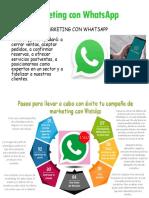 Marketing con WhatsApp