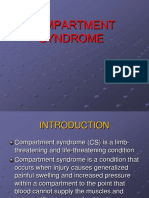 Compartment-syndrome PPT GADAR 2