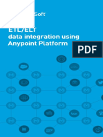 ETL_ELT Using Anypoint Platform