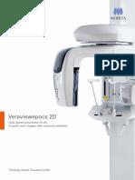 Especificaciones Tecnicas - Rayos X Panoramico - J. Morita