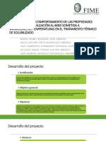 EVALUACIÓN DE LAS PROPIEDADES MECÁNICAS A LA ALEACIÓN.pptx