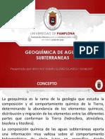 geoquimica de aguas subterraneas.ppt