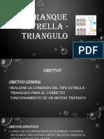 Arranque Estrella - Triangulo