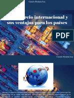 Camilo Ibrahim Issa - El Comercio Internacional y Sus Ventajas Para Los Países