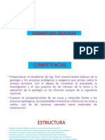 Geologia Dossier Potafolio