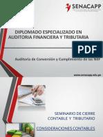 seminario auditoria tributaria
