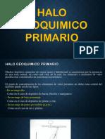 Halos Primarios