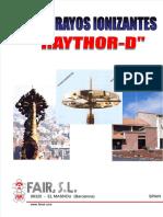 Ficha Tecnica Raythor-d