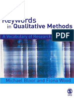 Professor Michael Bloor, Dr Fiona Wood Keywords in Qualitative Methods- A Vocabulary of Research Concepts.pdf