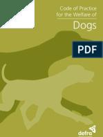 Defra Dog Wefare
