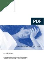 Trastornos Sexuales Por Dolor