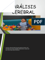 Parálisis Cerebral Infantill