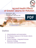 November 15 Jakarta Air Pollution Puput